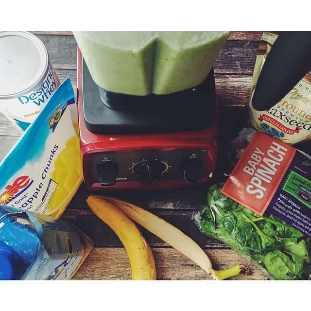 136|365: green smoothie time. #m4hp365 #saturdays #everydayeyecandy