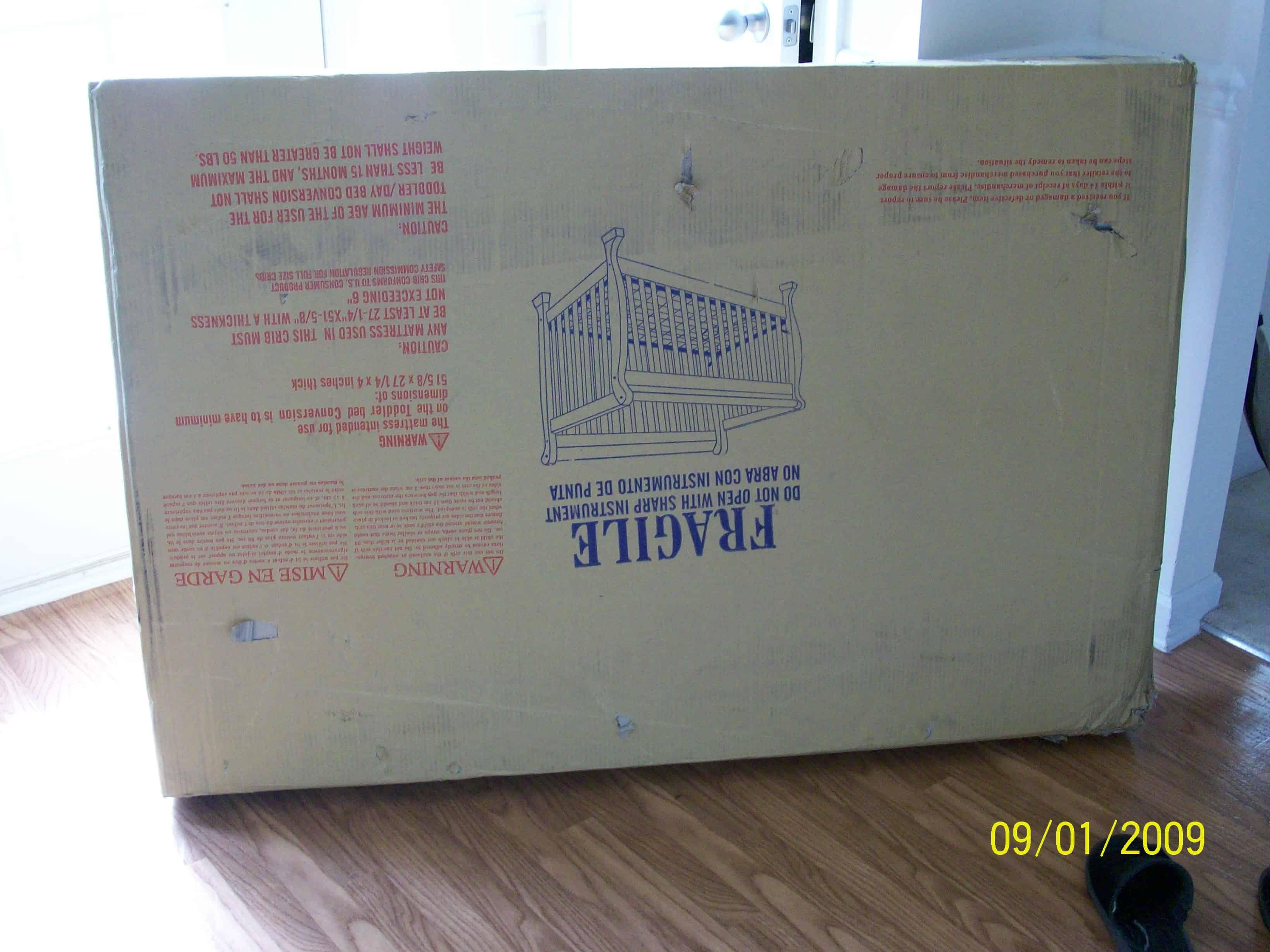 Nursery furniture 001