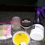 Big Chop #2 and Products