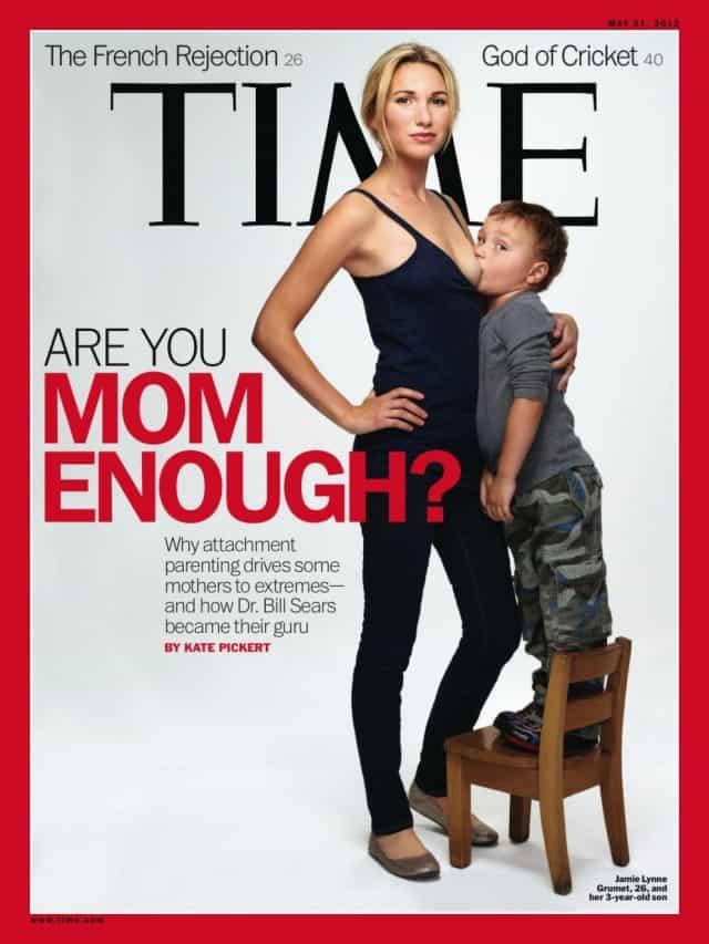 On My Soapbox: Breastfeeding and Gay Marriage