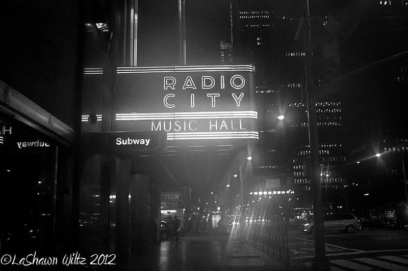 Wordless Wednesday: New York at Night