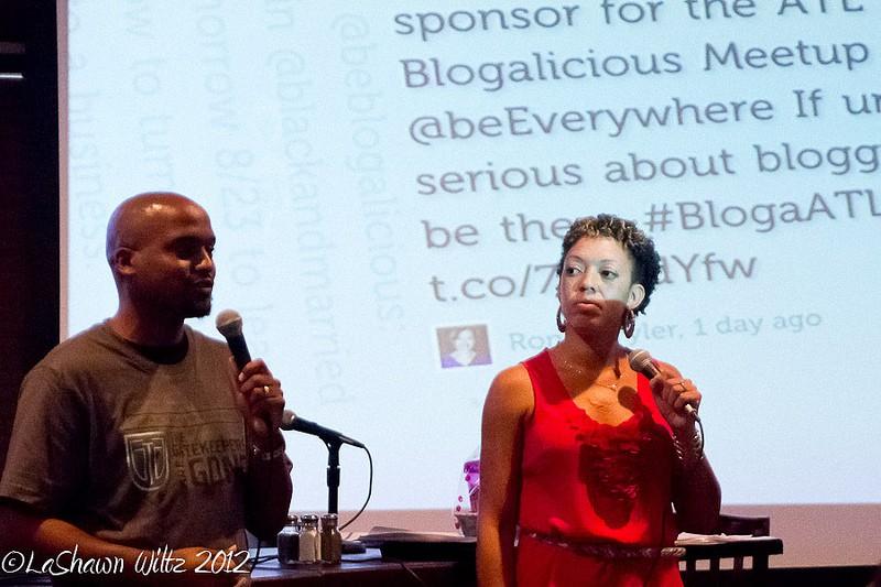 Mama's Night Out: Blogalicious ATL Meetup