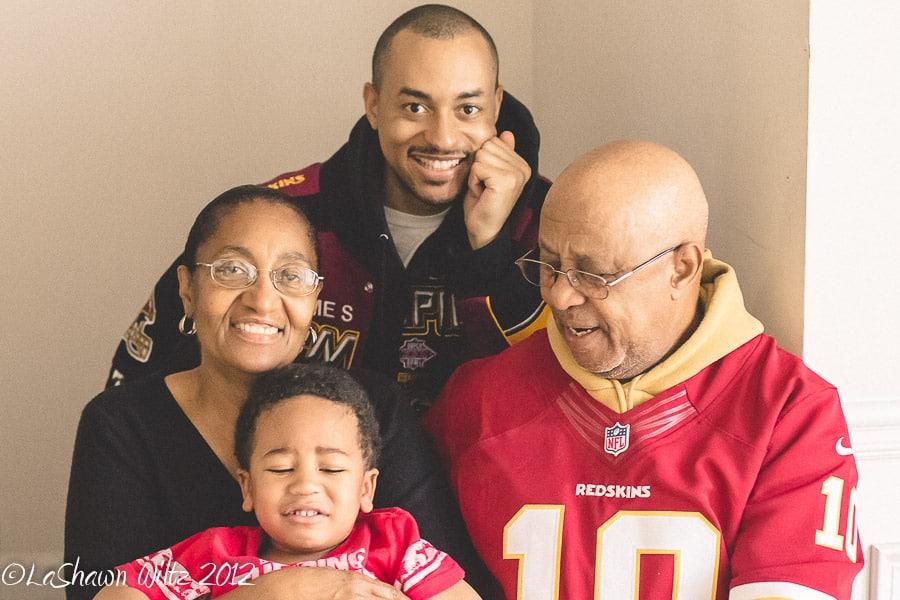 When Family Photos Go Wrong