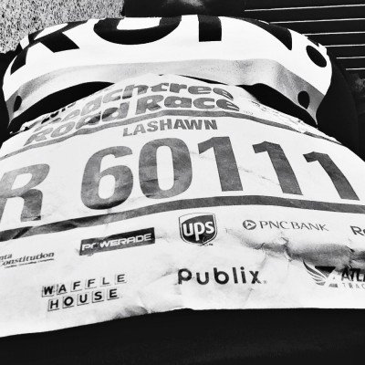 Wet races and the Fourth of July: iPhoneography Style