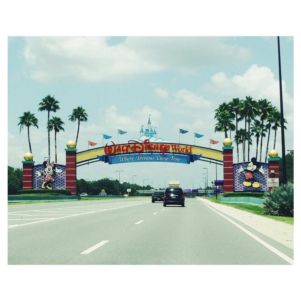 iPhoneography:The Magic Kingdom at Disney World