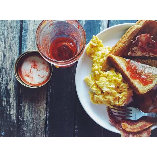 143|365: good morning. I'm enjoying the last of my mama's…