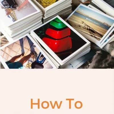 How to Back up your Photos and Protect Your Memories