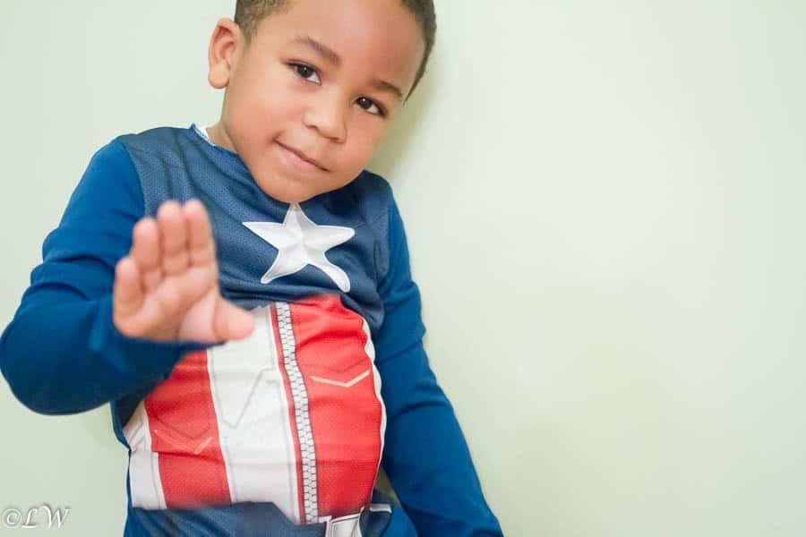 Wordless Wednesday: Captain America…..