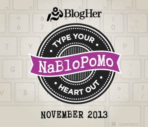 NABLOPOMO and a 365