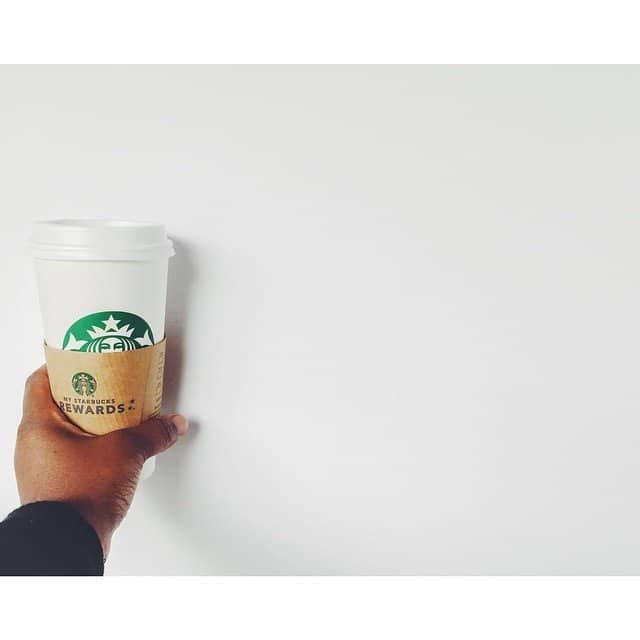 113|365: Joy is this Venti Soy Vanilla Latte.... #coffeeaddict