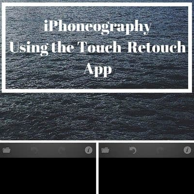 iPhoneography: The TouchRetouch App