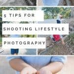 5 Tips to start shooting lifestyle photography to help you capture your everyday