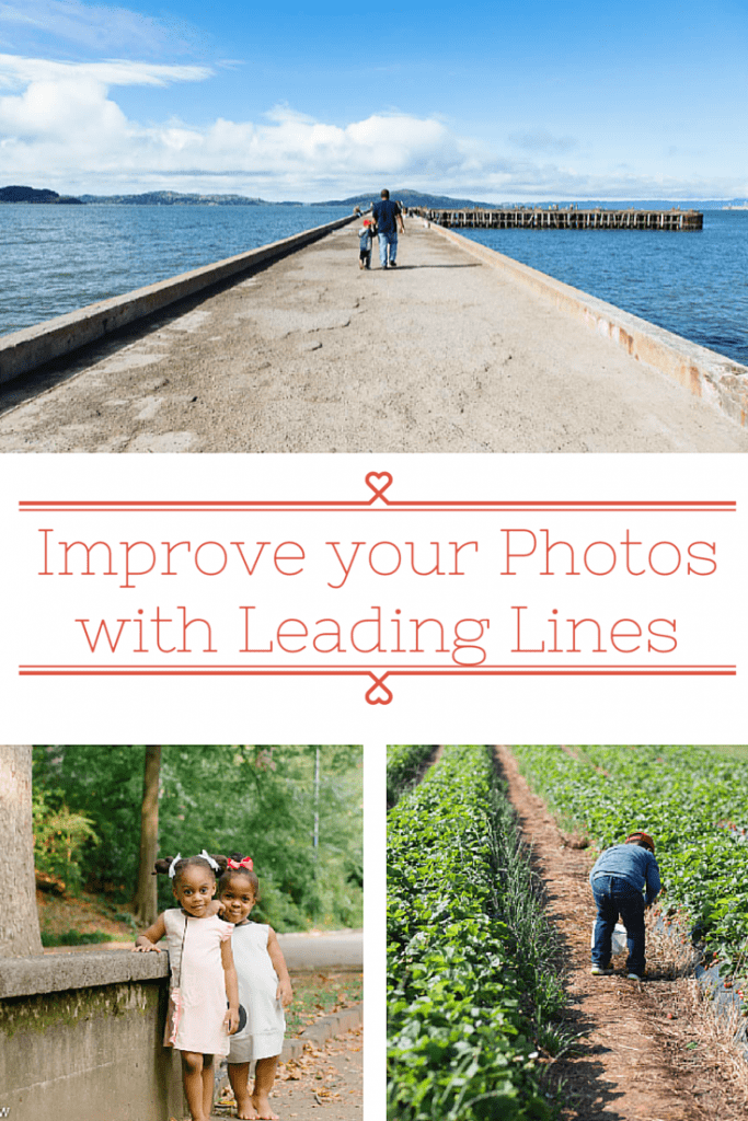 The right composition can take a photo from boring to wow. Leading lines is one of the bes compositions to improve your photo