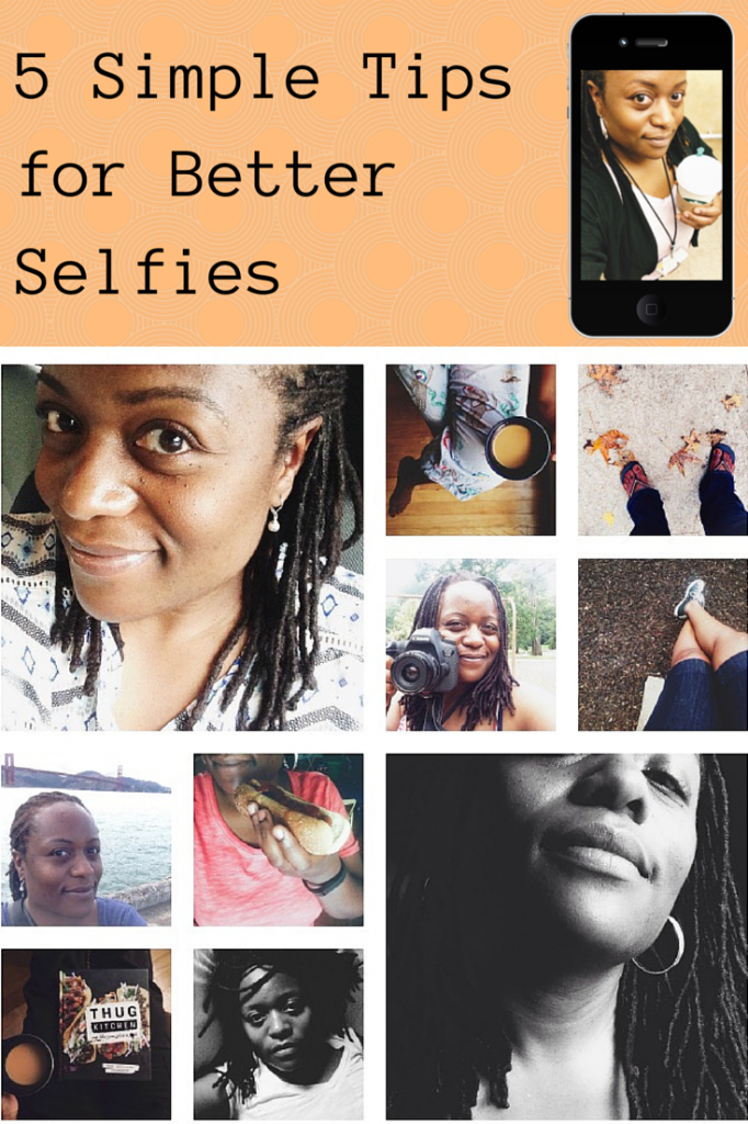 5 tips for better selfies