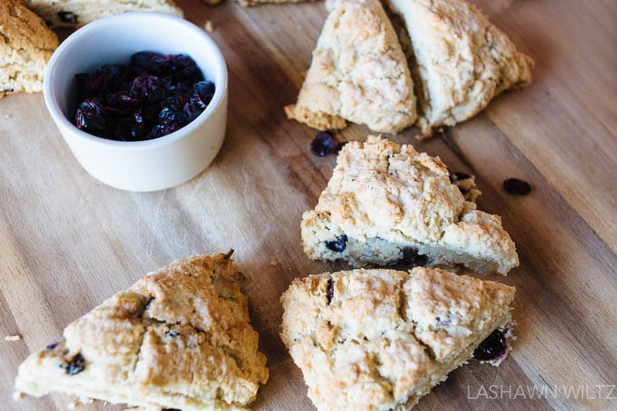 easy gluten free blueberry scone recipe-14