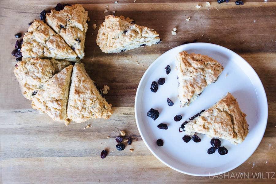 easy gluten free scones