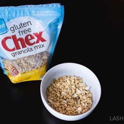 Quick and Healthy: Gluten Free Chex Granola Mix