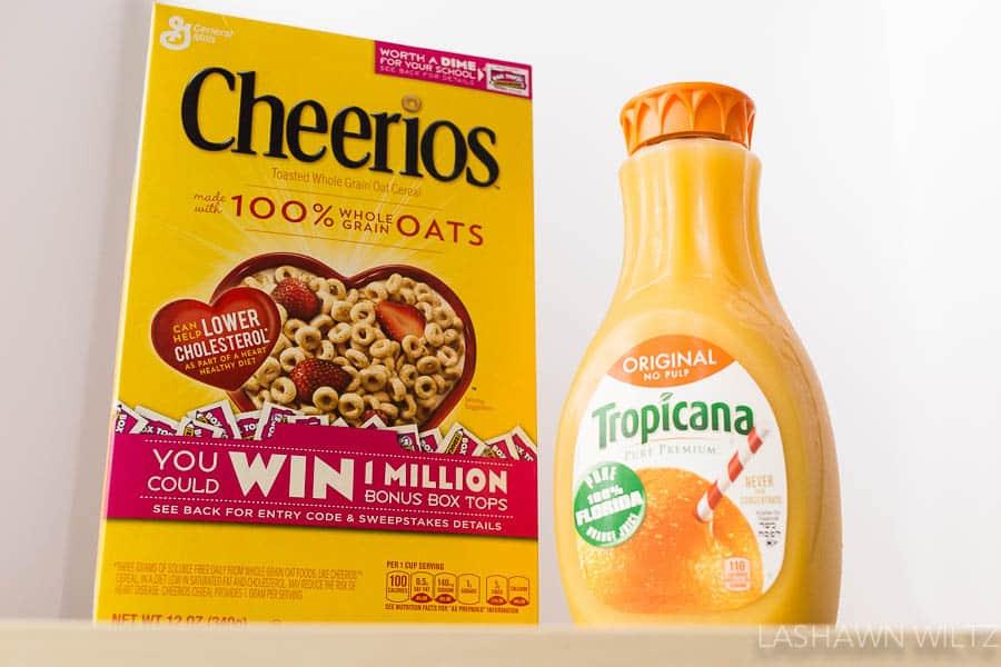 cheerios breakfast ideas