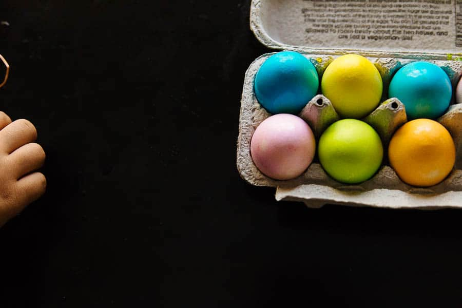 project 52 easter eggs