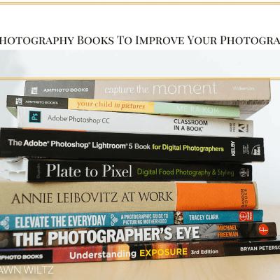 10 Books to Improve your Photography