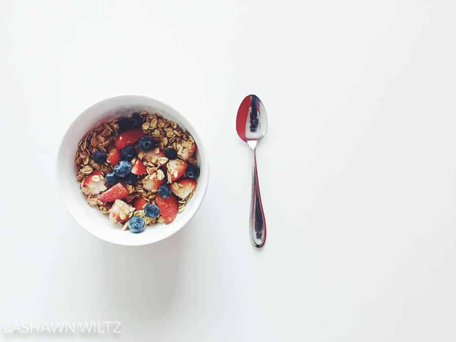 3 tips to improve your food photography for instagram