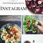 Our Project 52 Week 24: Food Photography for Instagram