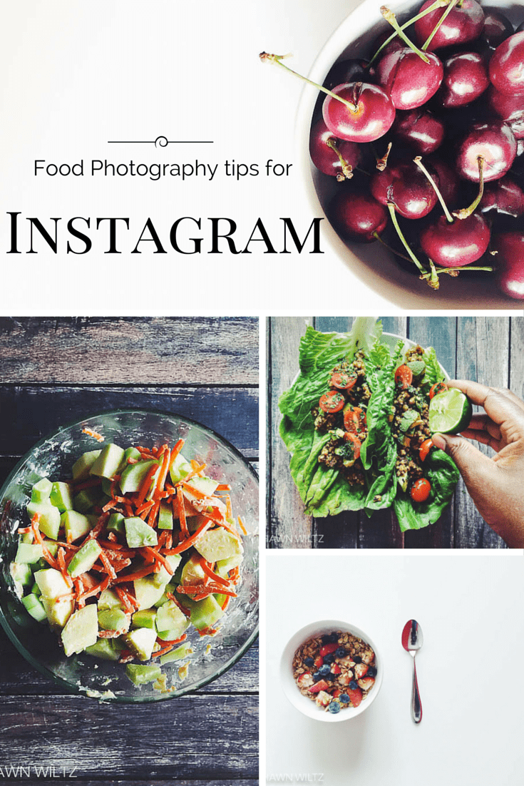 Looking for tips to improve your food photography on Instagram? Check out these tips that will have your instagram food photography on point!
