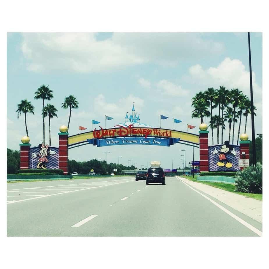 Iphoneography at Disney World the Magic Kingdom