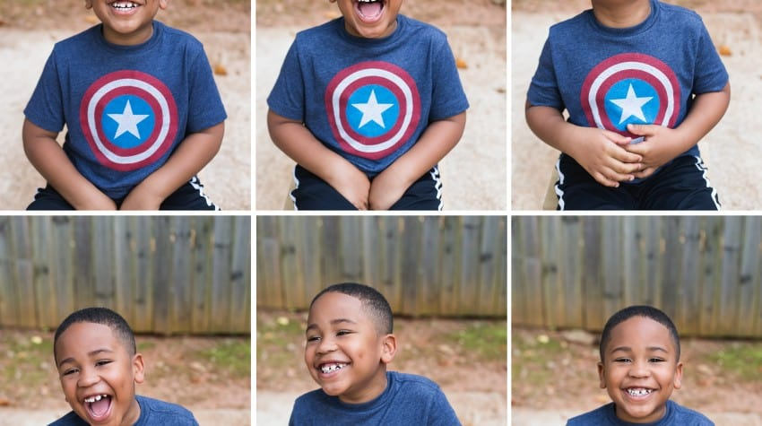 Letters to Our Sons: Back to School