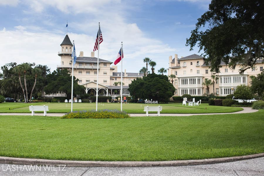 Weekend Getaway to Jekyll Island Club