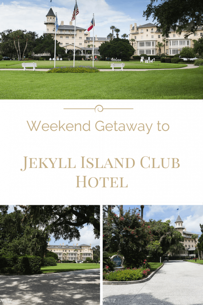 We had a fabulous time on our weekend getaway to Jekyll Island Club Hotel. Take me back!!!
