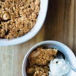 Easy Gluten Free Apple Crisp Recipe for Fall