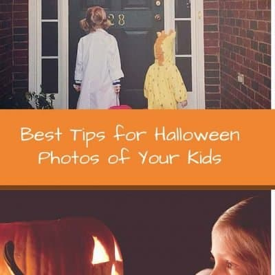 Best Tips for Halloween Photos of Your Kids