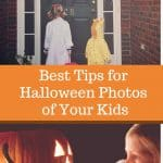 Taking Halloween Photos of our kids is so much fun! Check out these best photography tips for getting great Halloween photos of your kids this year. #Halloween #photography