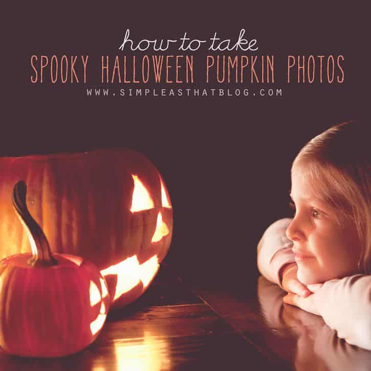 Best Tips for how to take Halloween Photos of your kids: how-to-take-spooky-pumpkin-photos.