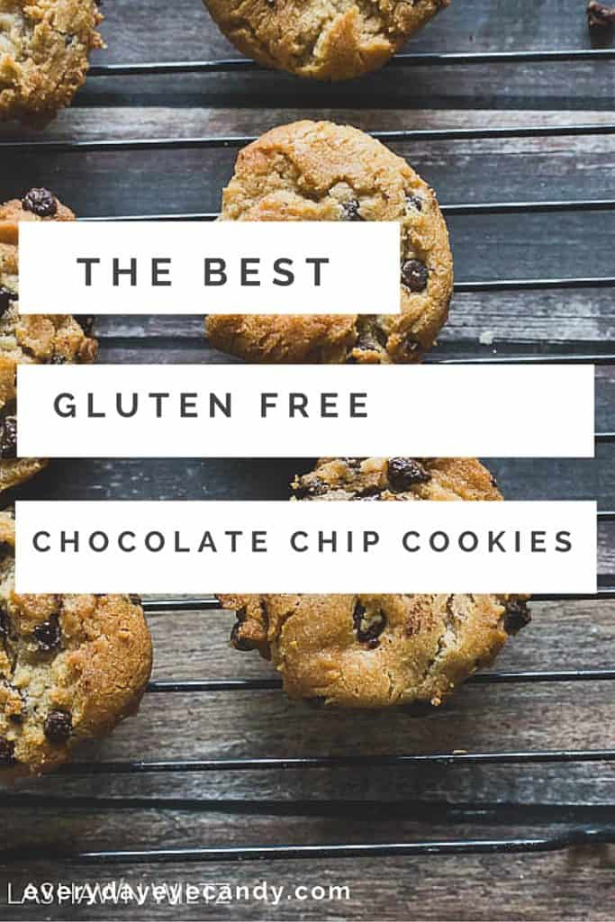 Chocolate cookies always make everything better. These easy gluten free cookies are perfect for a quick treat!