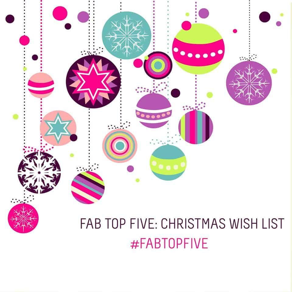 Looking for Gift Ideas? Check out the Ultimate Christmas Gift guide from the Fab Five!