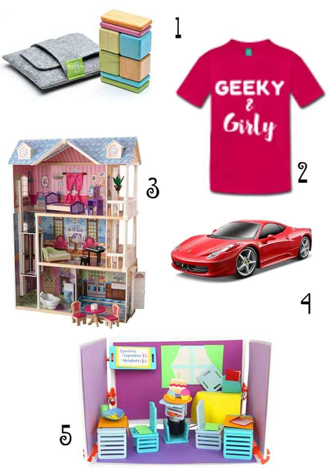 Looking for gifts for little toddler girls? Check out this ultimate gift guide for MJ's top 5 gifts