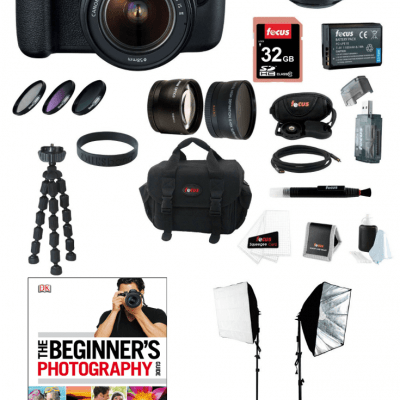 The Ultimate Beginner's Photography Giveaway