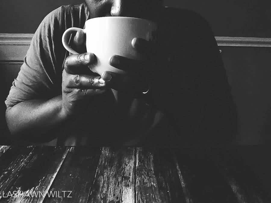 Every Saturday, I document a day in a life using my iphone. The day always starts with cofee