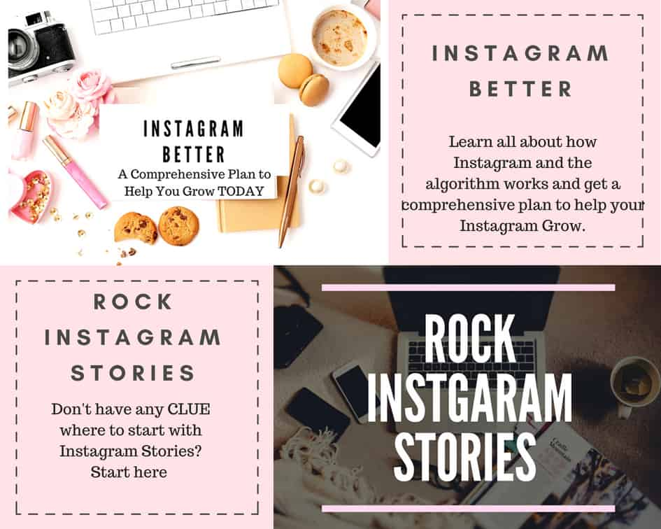 Want a plan to help you build your instagram community? Learn more about Instagram Better and how to Rock Instagram Stories