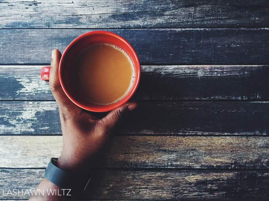 saturdays should always start with coffee