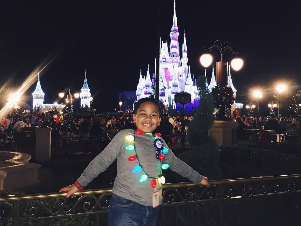 Disney birthday vacation