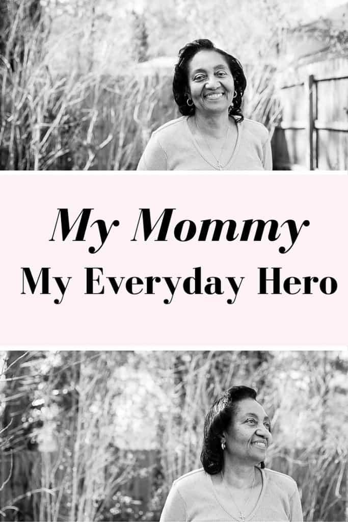 My mother is my hero. #ShareYourHero #WOMENxUBS #AnnieLeibovitz #sp
