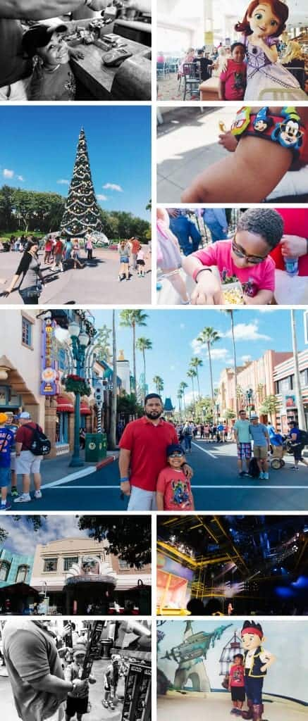 We spent our third day of our family vacation at Disney World at Hollywood Studios.