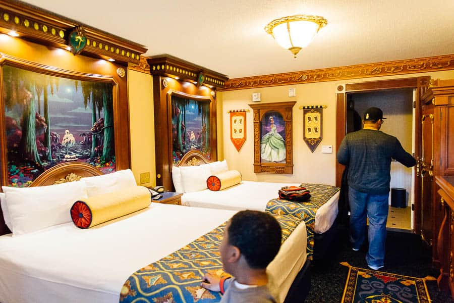 disney port orleans resorts room