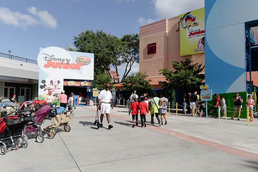 mickey mouse clubhouse at hollywood studios