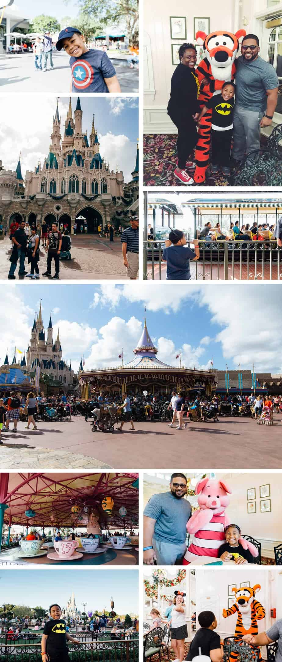 Day 2 of our trip to Disney! We spent our 2nd day at Magic Kingdom