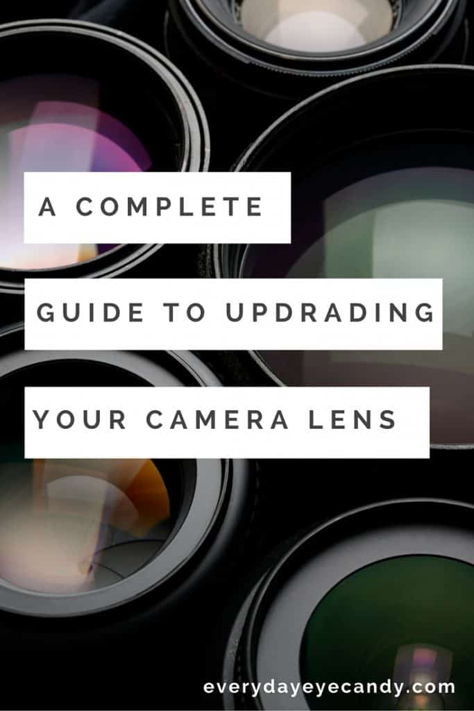 A complete guide to upgrading your camera lens