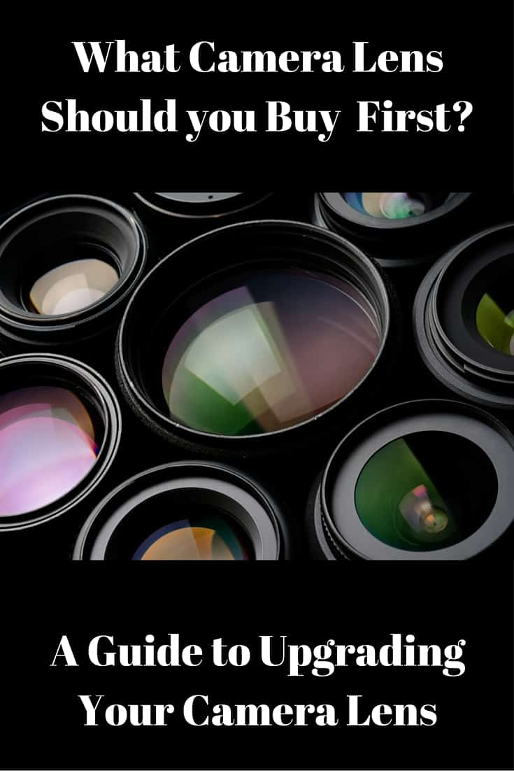 A guide to upgrading your camera lens